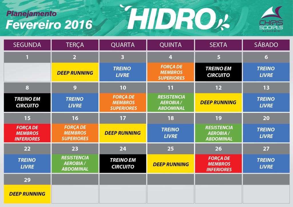 Planejamento Hidro fevereiro 2016 (impressão)